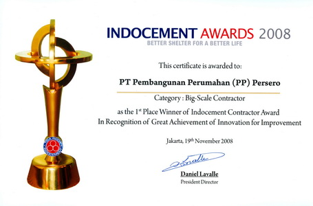 Indocement Awards 2008