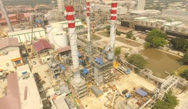 PT PP Projects - Gresik Gas Corgeneration Plant