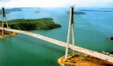 PT PP Projects - Barelang Cable Stayed Bridge