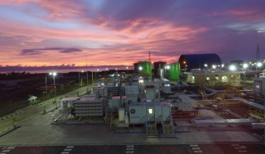 PT PP Projects - PTLG Lombok 50 MW