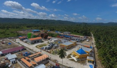 PT PP Projects - PLTG Nias 25 MW